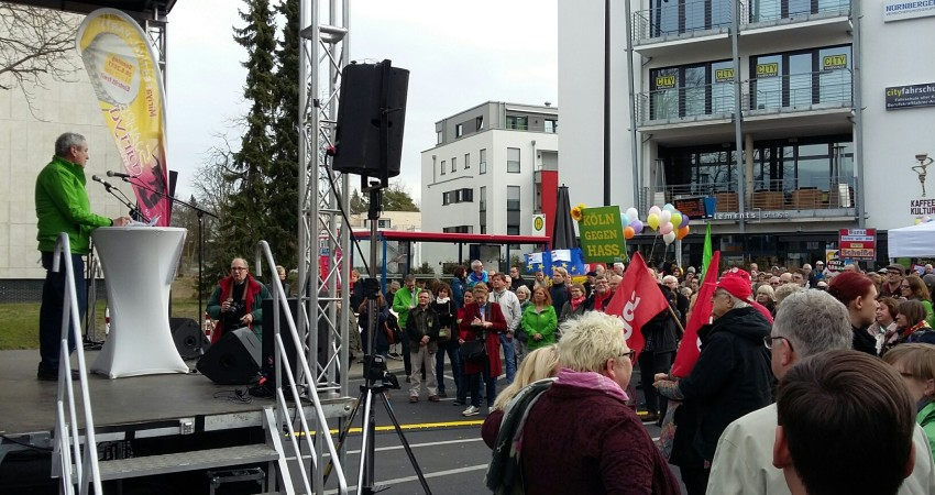 Anti-AfD Demo
