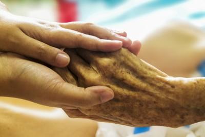 Pflege - Zuwendung