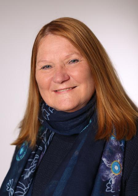 Kandidatin der GRÜNEN für die Kreistagswahl am 13.09.2020