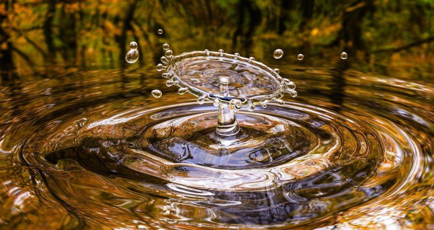 Wasser schuetzen